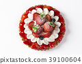 딸기 타르트 케이크 39100604