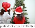 ต้นคริสต์มาส (กิจกรรมอีเว้นท์อพาร์ทเมนท์บ้านปาร์ตี้ที่บ้านต้นสนต้นไม้ฤดูหนาว) 39102863