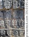 頭蓋骨 頭骨 墨西哥 39103951