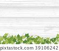植物框架材料木紋背景材料 39106242