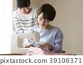 จักรเย็บผ้าในบ้าน 39106371