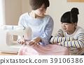 ตัดชุด,ความเป็นพ่อแม่,จักรเย็บผ้า 39106386