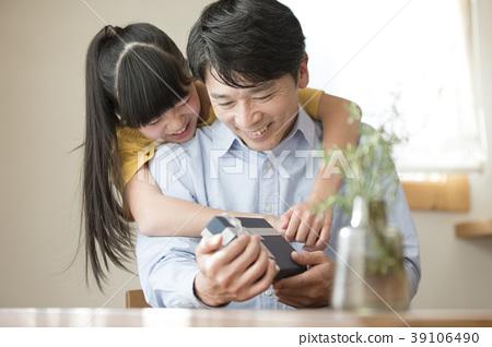 父母和孩子在場父子 39106490