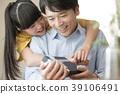 父母和小孩 親子 父親 39106491