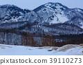 겨울 풍경, 설경, 눈 경치 39110273