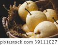Fresh Asian pears 39111027