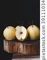 Fresh Asian pears 39111034