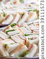 샌드위치, 빵, 음식 39111573
