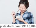 年輕的女士(酸奶) 39112306