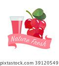 水果 果汁 矢量 39120549