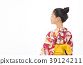 유카타 여성 39124211