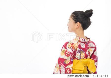 Yukata ladies 39124211