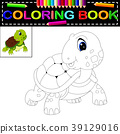 coloring drawing illustration 39129016