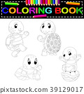 coloring drawing illustration 39129017