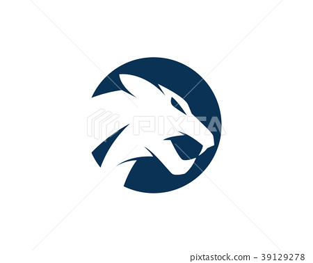 Puma Logo design vector illustration 39129278