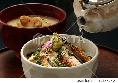 음식 밥 차지하고 오차즈케 생선 고등어 차 즈케 고등어 식사 요리 일식 39133232