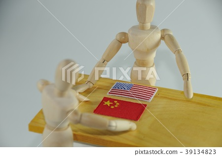 Image of the US-China meeting 39134823
