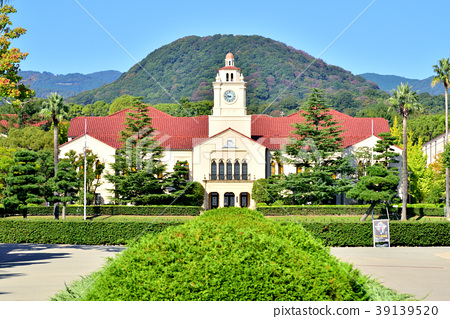 Kwansei Gakuin University Uigahara Campus Modernized Industrial Heritage Registered Tangible Cultural Property 39139520