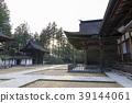 mt. koya, kongobu-ji temple, temple 39144061
