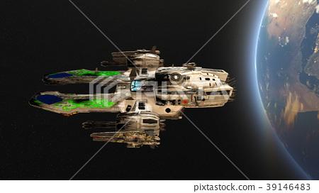 太空飛船 39146483