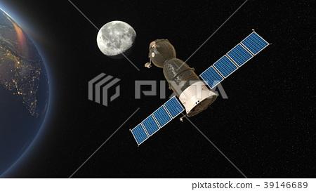 人造卫星 39146689