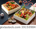 Food Cooking Weight Top New Year New Year dishes Japanese dishes Traditional dishes Japanese food New Year's Day Shellfish set 39150984