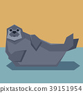 Flat design seal 39151954