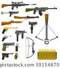 vector, gun, weapon 39154670