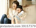 父母身份 父母和小孩 小学生 39157379