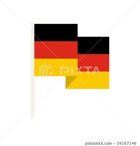 Germany flag icon 39167246