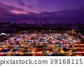 태국 방콕의 야시장 39168115