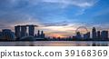 小艇停靠灣 新加坡 城市 39168369