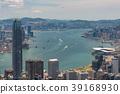 Hong Kong scenery seen from Victoria Peak 39168930