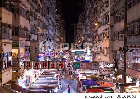 香港夜市 39169003