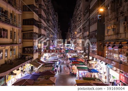 香港夜市 39169004
