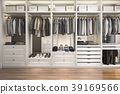 modern wardrobe nice tone wood walk in closet 39169566