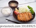 japanese pork cutlet 39169925