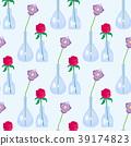 Vintage floral vector bouquet garden flower 39174823