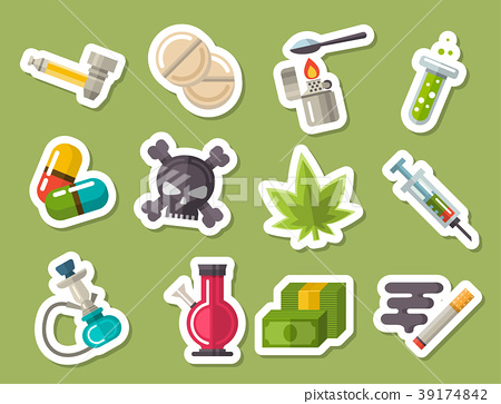 medical drugs icon vector laboratory science stock illustration 39174842 pixta medical drugs icon vector laboratory