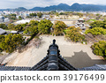 View of Kumamoto and nearby mountains from castle 39176499