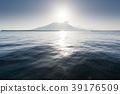 Landscape Sakurajima view from Kagoshima, Kyushu 39176509