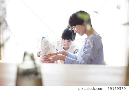 家務縫紉機 39179579