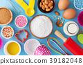 Baking ingredients 39182048