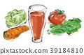 Vegetable juice 39184810