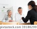 คู่สามีภรรยา,ผู้สูงอายุ,ประกัน 39186299