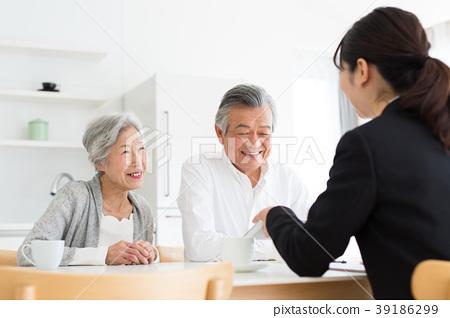 咨询高级保险护理继承资产管理 39186299