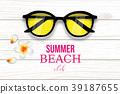 summer, beach, tropical 39187655