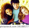 group, happy, student 39188577