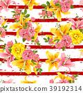 vector, floral, wedding 39192314