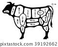 牛肉 白底 去底 39192662